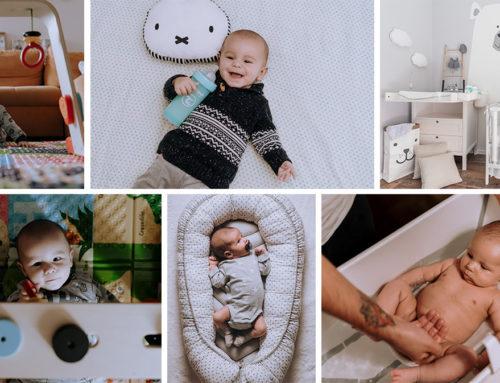 Proizvodi za bebe 0-6 mjeseci