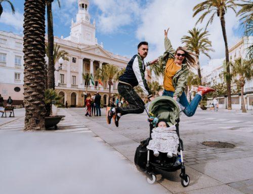 Naše prvo putovanje s bebom – Sevilla!
